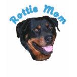 Rottie Mom Tshirt