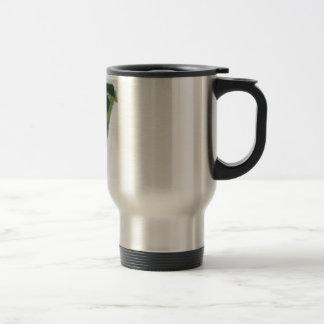 Rottie pup travel mug