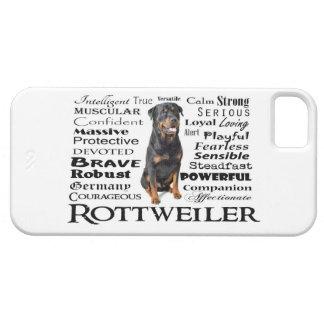 Rottie Traits Smartphone Case