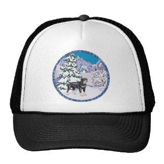 rottie winter hats