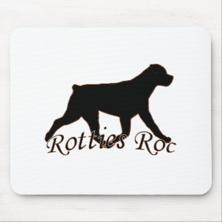 Rotties Roc Mouse Pad