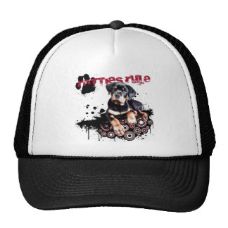 Rotties Rule Trucker Hat