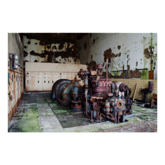 Rotting Machine Poster