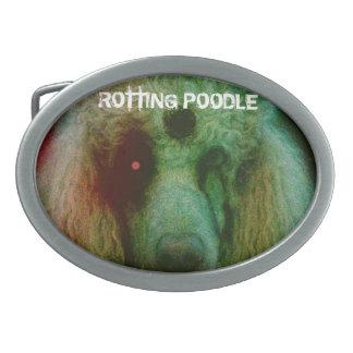 ROTTING POODLE BELT BUCKLE