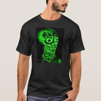 Rotting Zombie Necro Green Men's T-Shirt