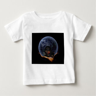 rottpupinearth hand baby T-Shirt