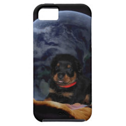rottpupinearth hand iPhone SE/5/5s case
