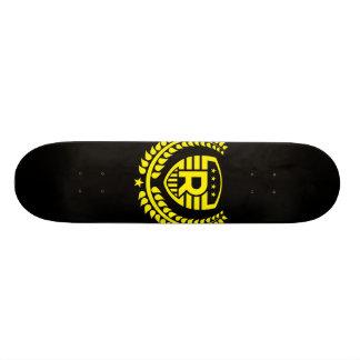 Rottweilas - Black Skateboard