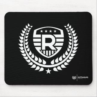 Rottweilas - colección - logotipo Mousepad Tapetes De Raton