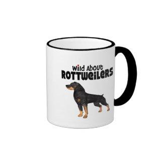 Rottweilder Taza De Café