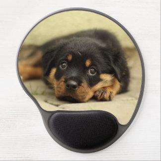 Rottweiler20150901 Gel Mouse Pad