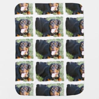 rottweiler-2.jpg stroller blanket