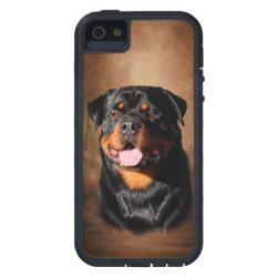 Rottweiler 5S, Tough Xtreme Case For iPhone SE/5/5s