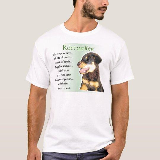 Rottweiler Art Gifts T-Shirt