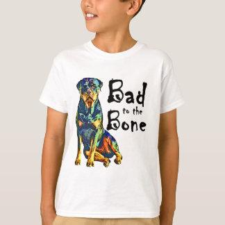 Rottweiler - Bad to the Bone T-Shirt