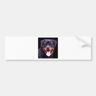 """""""Rottweiler"""" Bumper Sticker"""