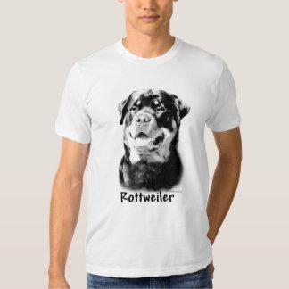 Rottweiler Charcoal T-shirt