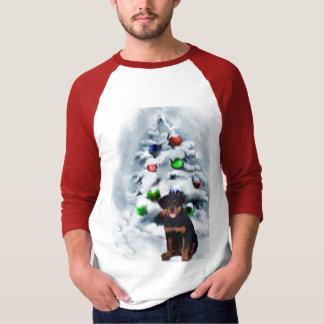 Rottweiler Christmas Gifts Shirt