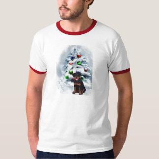 Rottweiler Christmas Gifts T-shirt