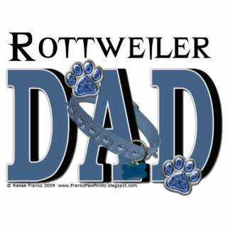 Rottweiler DAD Cut Out