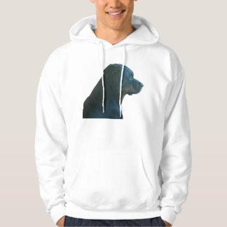 Rottweiler Design Men's Large Hoody