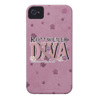Rottweiler DIVA iPhone 4 Case