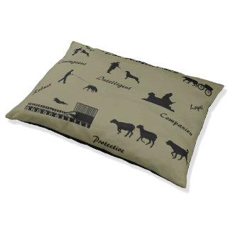 Rottweiler Dog Bed