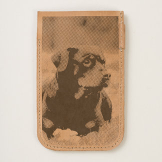Rottweiler Dog iPhone 6/6S Case