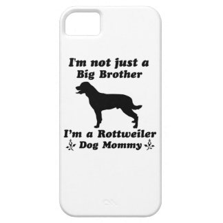 rottweiler dog mommy iPhone 5 covers