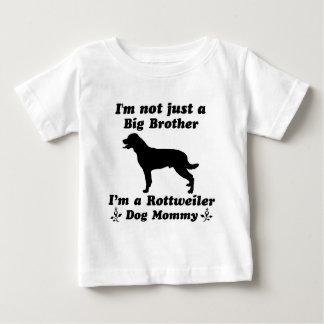 rottweiler dog mommy shirt