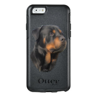 Rottweiler Dog OtterBox iPhone 6/6s Case