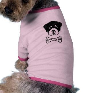 Rottweiler Doggie Tshirt