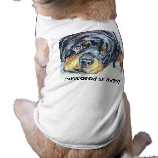 Rottweiler Dog Sweater Shirt