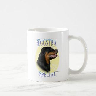 Rottweiler Eggstra Special Coffee Mug