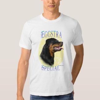 Rottweiler Eggstra Special T Shirt