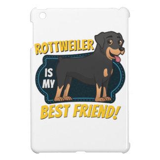 ¡Rottweiler es mi mejor amigo!