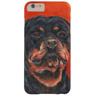 Rottweiler Funda De iPhone 6 Plus Barely There