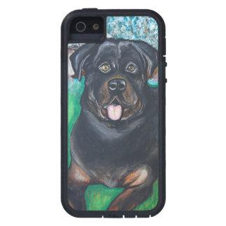 Rottweiler iPhone 5 Cárcasa