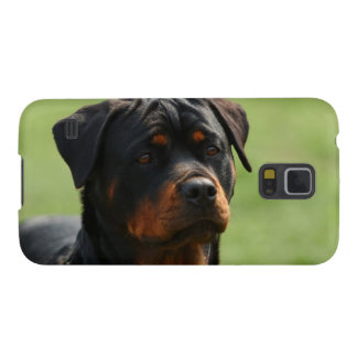 Rottweiler Galaxy S5 Cover