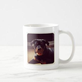 Rottweiler gifts coffee mug