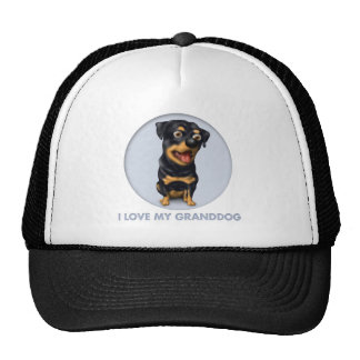 Rottweiler Granddog Gorro De Camionero