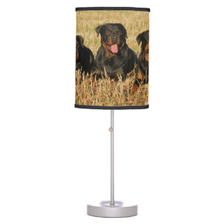 rottweiler-group.png table lamp