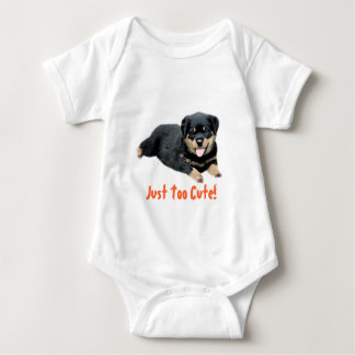 Rottweiler Infant Creeper