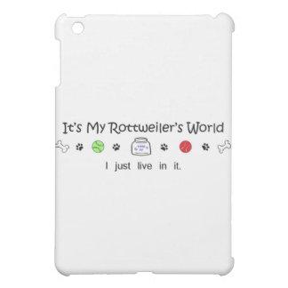 Rottweiler iPad Mini Cases