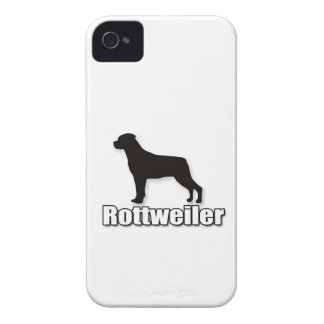 Rottweiler iPhone 4 Case