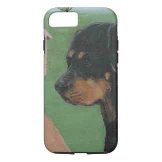 Rottweiler iPhone 7 Case
