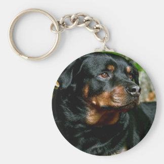 Rottweiler Keychain