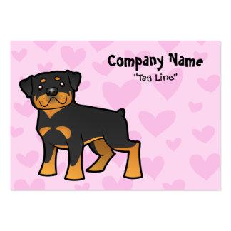 Rottweiler Love Business Card