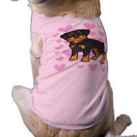 Rottweiler Love Shirt