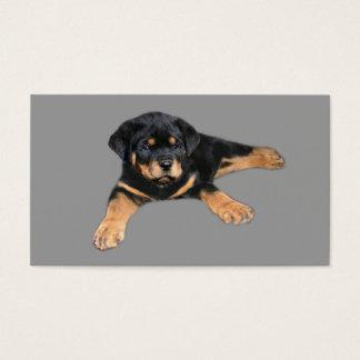 Rottweiler Lover Business Card